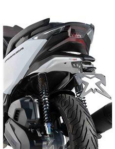 Paso de rueda Forza 125 2018-2019 Ermax Sin Pintar