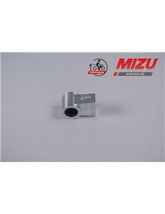 Kit aumentar altura Honda CBF 500 2004-2006 Mizu 3010018