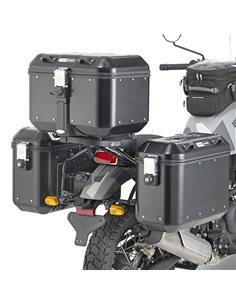 Fijacion maletas laterales Royal Enfield Himalayan 2018-2019 Givi PL9050
