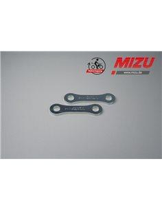 Kit aumento altura Yamaha DT 125 R 1994-2004 Mizu 3010213