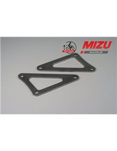 Kit aumento altura Yamaha FZ8/ Fazer 8 2008-2010 Mizu 3010221