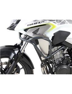 Defensas Motor superior Honda CB 500 X 2019 Hepco & Becker Antracita