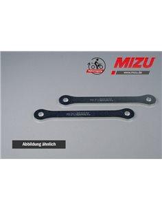 Kit aumento altura Kawasaki Ninja 400 2018-2019 Mizu 3011027