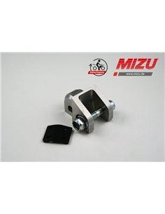 Kit aumento altura Kawasaki Versys 650 2015-2017 Mizu 3015002