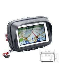 Funda porta GPS Móvil Universal horizontal Givi S953B