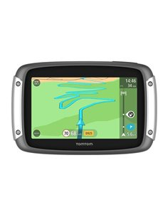 GPS TomTom Rider 410 Great Rides Edition 1GE000214 Reacondiccionado