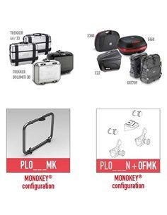 Portamaletas lateral KTM 790 Adventure 2019 Givi PLOR7710MK