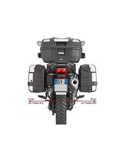 Portamaletas lateral BMW F 850 GS 2018-2019 PLR5127
