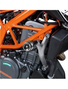 Protector anti-caída KTM 390 Duke 2013-2018 Barracuda