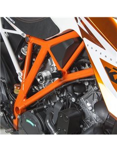 Protector anti-caída KTM 1290 Super Duke 2013-2018 Barracuda
