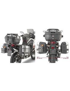 Portamaletas lateral Yamaha Tenere 700 2019 Givi PLO2145MK