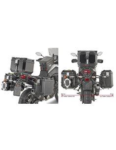 Portamaletas lateral Yamaha Tenere 700 2019 Givi PLO2145CAM