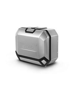 Maleta lateral izda Shad 36L TERRA aluminio TR36L