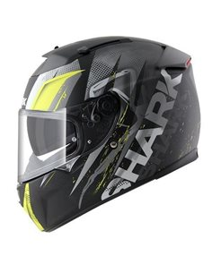Casco Shark Speed R Series 2 Tizzy Negro/Amarillo/Blanco Mate
