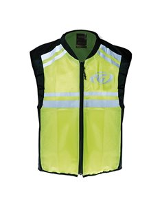Chaleco Reflectante Garibaldi SAFETY Fluor