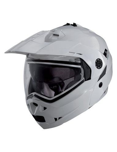 Casco Modular Caberg Tourmax Blanco Brillo