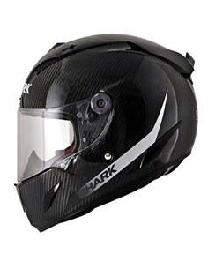 CASCO SHARK RACE R PRO CARBON SKIN NEGRO