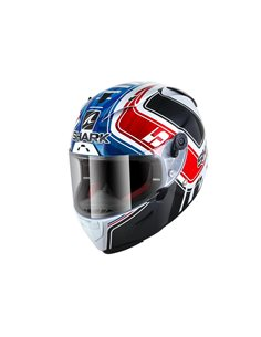 Casco Shark Race-R Pro Zarco GP France Replica HE8633EWBR