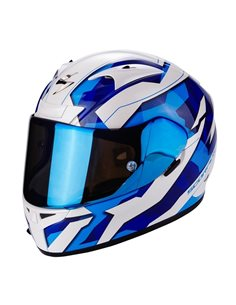 Casco Scorpion EXO-710 AIR FURIO AZUL