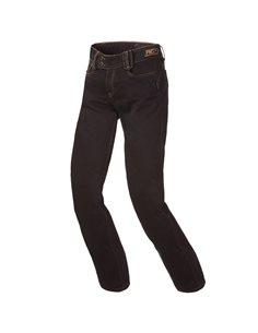 Pantalon Mujer Bering Elton Negro Largo