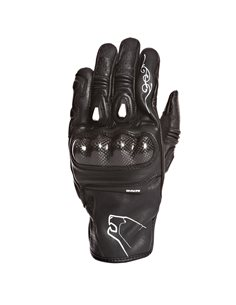 Guante Bering Lady Fever Negro/Blanco