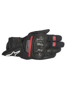 Guante Moto Alpinestars Rage Drystar Negro/Rojo