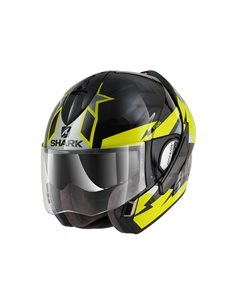 Casco Shark Evoline Series3 Strelka Amarillo HE9345EKYA