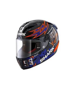 Casco Shark Race-R Pro Replica Lorenzo Monster Mate HE8641KRB