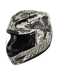 Casco Icon airmada Scrawl