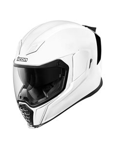 Casco Icon Airflite Gloss blanco
