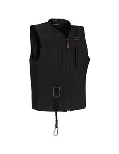 Chaleco Airbag Mujer Bering C-Protect air Negro