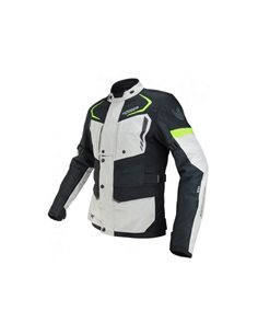 Chaqueta ON Board Cruise Gris/Negro/Fluor JMCRUGBY