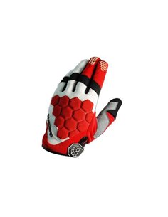 Guantes On Board MX3 Rojo/Negro/Blanco GMMX3RWB
