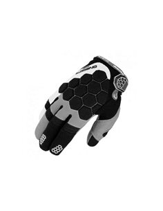 Guantes On Board KX-3 Negro/Gris/Blanco GKKX3BGW