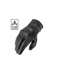 Guantes On Board 60s Eyes Mujer Negro Invierno GL60EBBB
