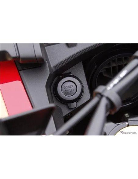 Kit conector 12v Honda Africa Twin CRF1000L accesorio original 08U70-MJP-G50