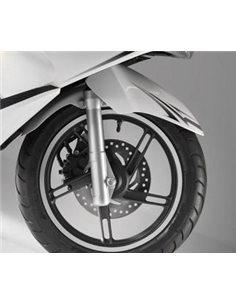 Adhesivos llantas Honda PCX 125 2012-2018 accesorio original 08F84-GGP-810A 08F84-GGP-820A