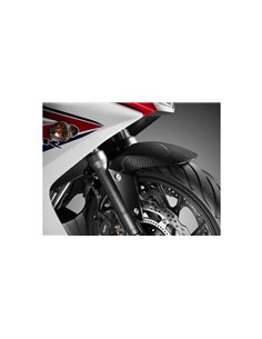 Guardabarros delantero carbono CB 650 F CBR 650 F 2014-2018 original Honda 08F71-MJE-D00