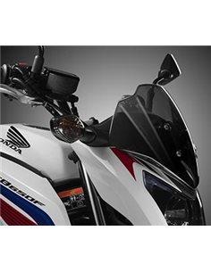 cupula ahumada CB650F 2017-2018 accesorio original Honda 08R70-MJE-DF0