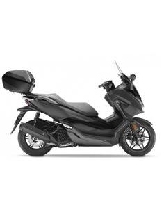 Baul original Honda Forza 125 2020 300 2018-2020 de 35 litros 08L70-K40-F30ZA NH-312M Gris Cynos Mate Metalizado