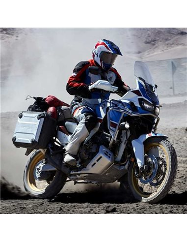 Maletas laterales, caballete central para Africa Twin 2018-2019 Pack travel 08HME-MKK-TR18L2