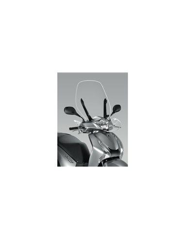 Parabrisas alto Scoopy  SH 125 2013-2016 08R70-K01-D30Z