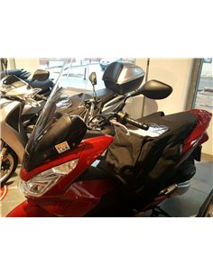 Parabrisas alto Honda PCX 125 Abs 2018-2019 accesorio original Honda 08R70-K96-T00