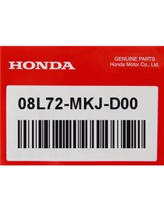 Fijacion bolsa sobre Deposito Honda CB650R CBR650R 2019 08L72-MKJ-D00