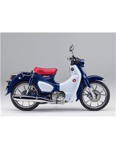 Transportin Honda Super Cup 125 2019-2020 accesorio original 08L70-K0G-910