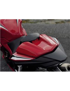 Tapa colin CB500F 2019 y CBR500R 2018-2020 R380 Rojo accesorio original Honda 08F76-MJW-J00ZR