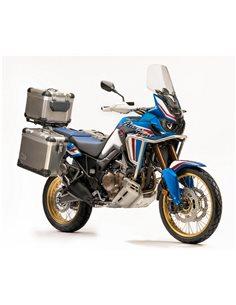 Pack Adventure CRF1000 (cambio rapido) para Africa Twin 2018-2019 08HME-MKK-ALUFL