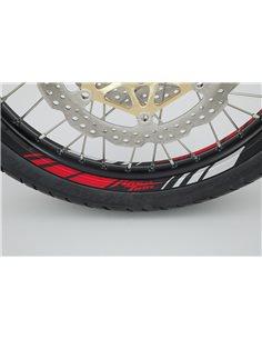Juego adhesivos ruedas Africa Twin CRF1100L 2020 Honda 08F70-MKS-E00ZD