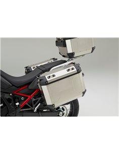 Maleta Lateral Izquierda 37L Honda CRF1100L 2020 Aluminio