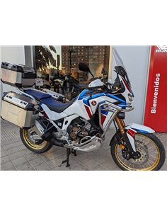 Pack Travel Aluminio Honda Africa Twin CRF1100L Adventure 2020 08HME-MKS-L2TRALU